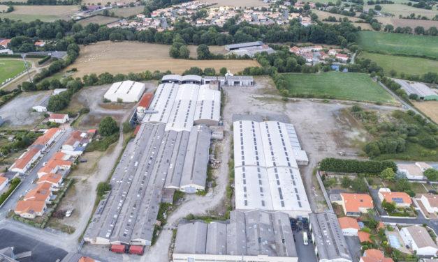L'EPF lance un nouveau dispositif d'accompagnement des communes vendéennes dans la résorption des friches industrielles