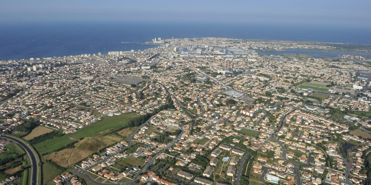 Carte des projets de l'EPF de la Vendée