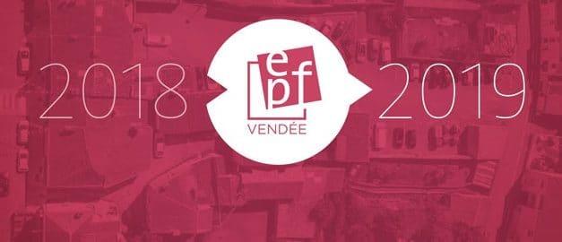 L'EPF de la Vendée vous souhaite une belle année 2019