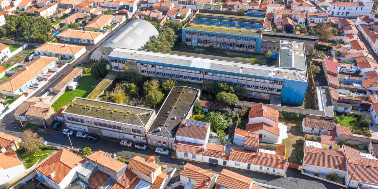 DECONSTRUCTION DU LYCEE TABARLY – LES SABLES D'OLONNE