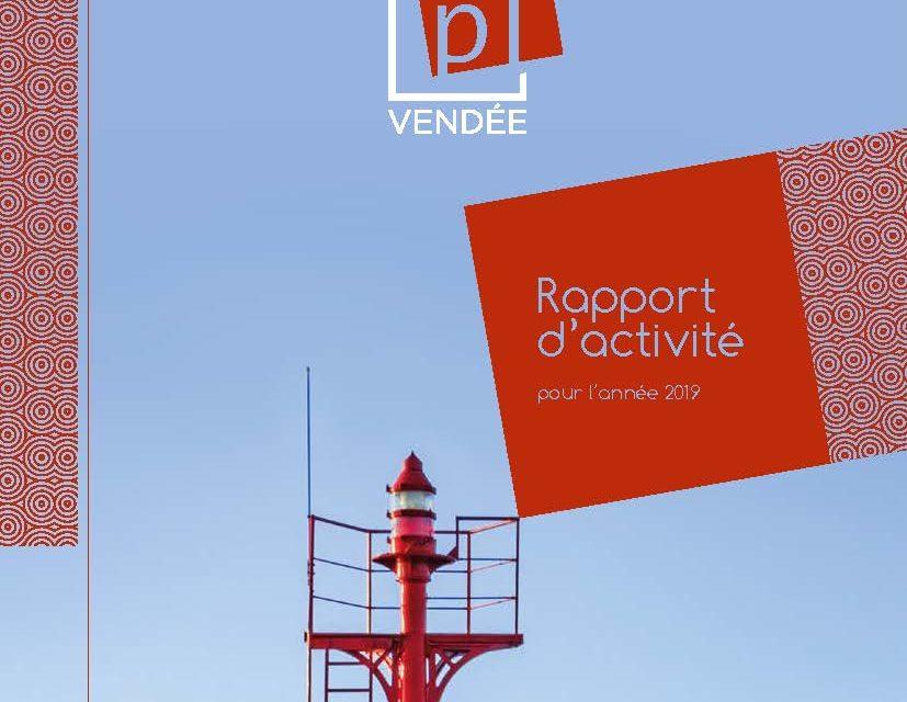 L'EPF de la Vendée publie son rapport d'activité 2019